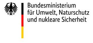 Logo des Bundesministerium für Umwelt, Naturschutz und nukleare Sicherheit