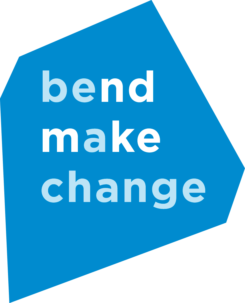 Logo Bend Make Change